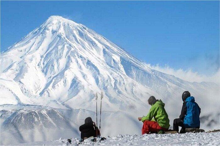 پیکر بیجان کوهنورد اصفهانی در کوه دماوند پیدا شد
