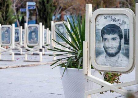 عکس پیکر شهید کمال / مامور وزارت اطلاعات بود! + جزییات