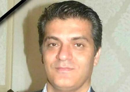 درگذشت ناگهانی دکتر چگینی در گرمسار + عکس
