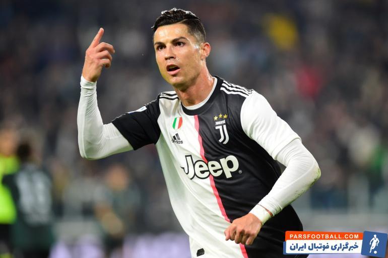 کریستیانو رونالدو بهترین بازیکن ماه نوامبر سری آ ایتالیا ؛ پارس فوتبال