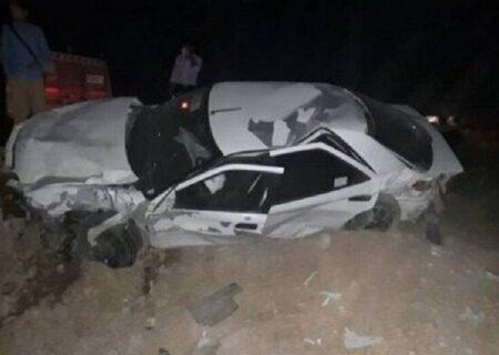 پنج کشته در تصادف خونین محور پارسآبادبه اصلاندوز