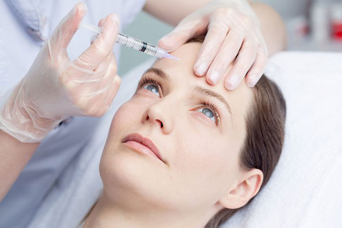 درمان میگرن با بوتاکس