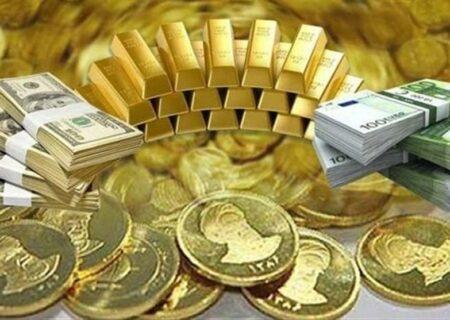 رونمایی از ماه طلایی قیمت طلا  /  بازگشت قیمت نفت روند نزولی