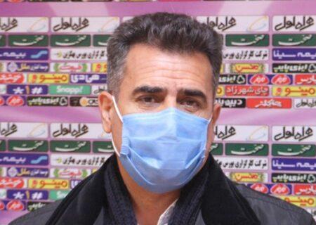 خبرگزاری فارس – پورموسوی: امیدوارم بازی بدمان مقابل سایپا را جبران کنیم/به دنبال ۳ امتیاز هستیم