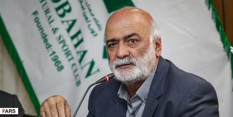 خبرگزاری فارس – کربکندی: شروط هیات مدیره به سرمربی ابلاغ شد/ از حمایت رضایی دریغ نمیکنیم