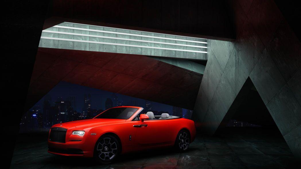 مشخصات فنی اتومبیلهای ویژه شرکت رولز رویس