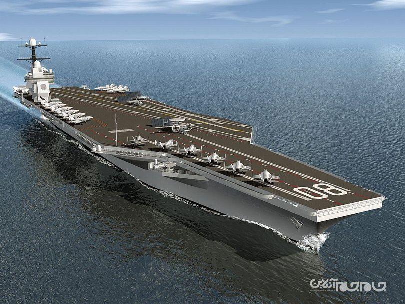 نیم نگاهی به کشتی ها و زیردریایی های قدرتمند که آینده دریاها متعلق به آنهاست؛ قسمت دوم+عکس