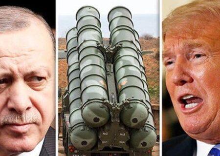آمریکا ترکیه را تحریم کرد