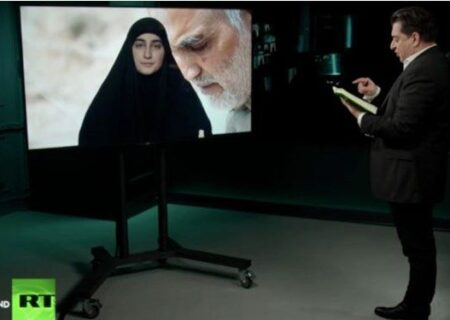 زینب سلیمانی: راه سردار با قدرت ادامه خواهد داشت