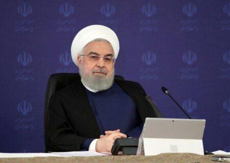 روحانی: معادل نیمی از مصرف گاز ۲۷ کشور اروپایی گاز مصرف میکنیم