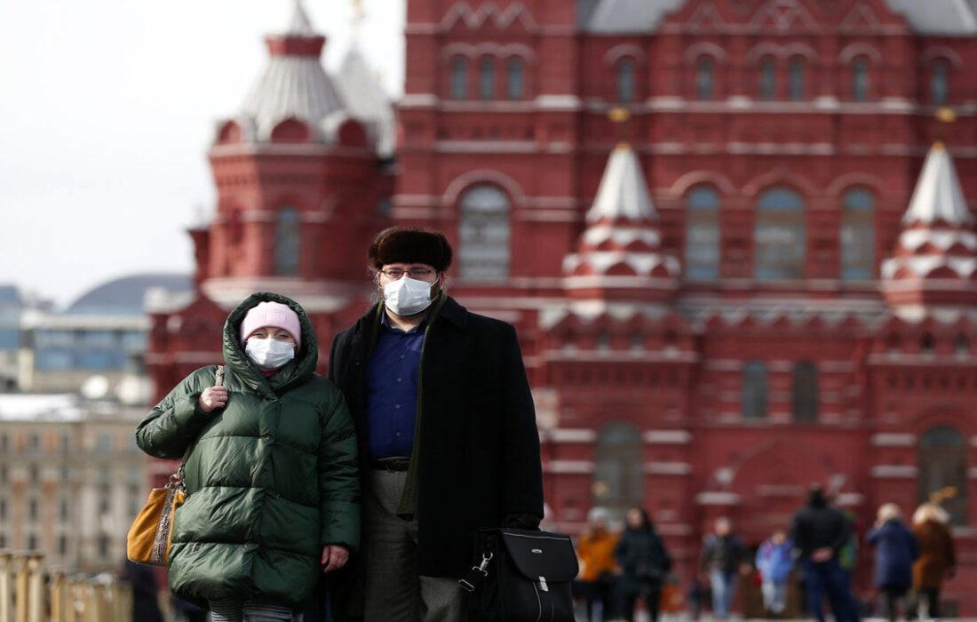 آخرین اخبار شمار قربانیان کرونا در روسیه