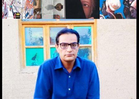 مجتبی عبدالله نژاد مترجم و ادیبی خودساخته و خودآموخته