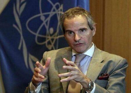 رافائل گروسی: ایران نباید غنیسازی اورانیوم را افزایش دهد