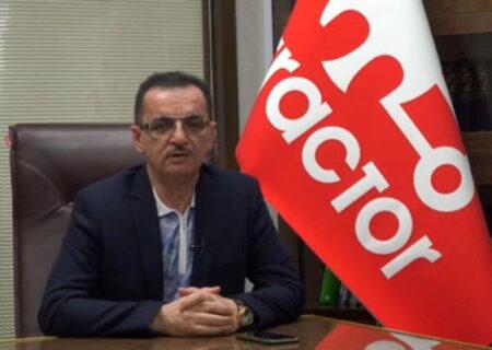 حمله شدید مالک تراکتور به مجری تلویزیون و خواهش از مسعود شجاعی!