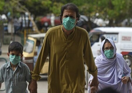 کرونای انگلیسی به پاکستان رسید/ ۳ مبتلا شناسایی شدند