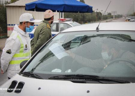 ممنوعیت تردد همچنان در شهرهای نارنجی برقرار است/آخرین وضعیت راهها