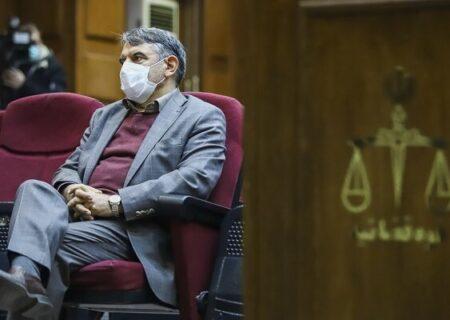 چهارمین جلسه دادگاه پوری حسینی با آغاز دفاعیات متهم برگزار شد