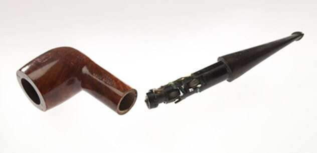 ابزارهای جاسوسی/ بی سیم پیپی
