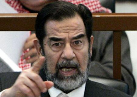 جزییاتی از دادگاه و اعدام صدام دیکتاتور معدوم عراق