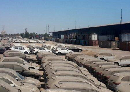 ترخیص ۹هزار خودروی دپوشده در گمرکات کشور