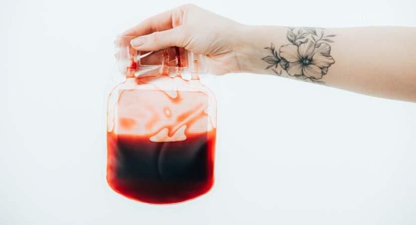 اهدای خون و خالکوبی/آیا «تاتو» مانع اهدای خون میشود؟