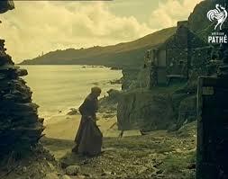الیزابت پرتجان زنی شجاع تنها در جزیره ارواح + عکس