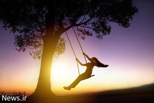 خوشبختی حق شماست / برای داشتن یک زندگی شاد به چیز زیادی احتیاج ندارید