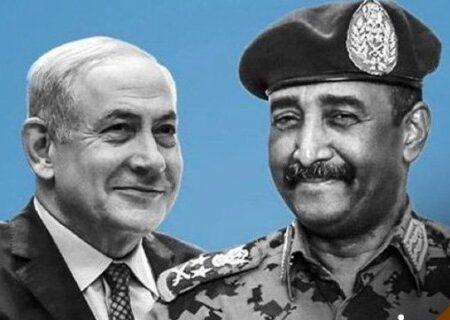 سودان در مسیر نظامی کردن عادی سازی روابط با اسرائیل