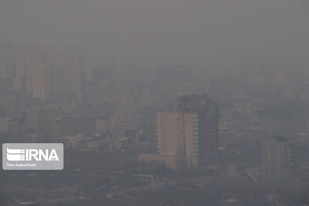 آلودگی هوا عامل ۱۵ تا ۳۰ درصد مرگهای ناشی از کرونا در جهان است