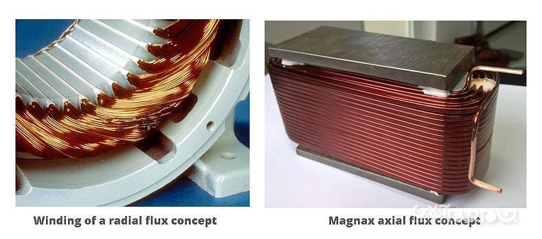 آیا امکان استفاده انبوه از موتور شار محوری وجود دارد؟+عکس
