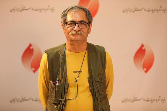ابوتراب خسروی؛ برنده جایزهی جلال آلاحمد و هوشنگ گلشیری