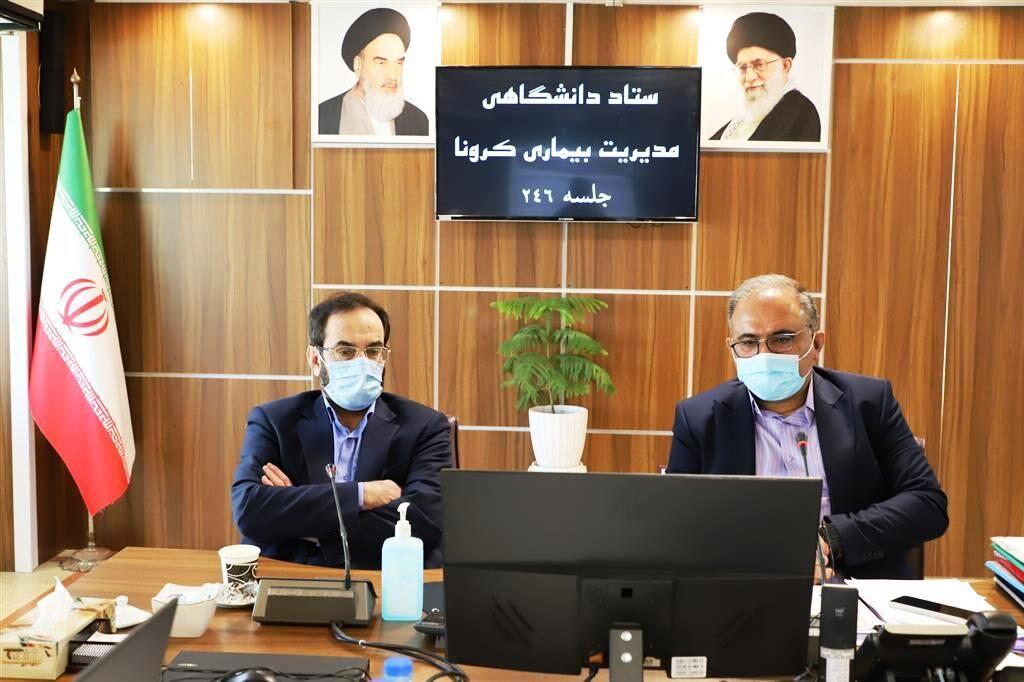 اجرای طرح شهید سلیمانی به کاهش زمینههای انتقال کرونا انجامید