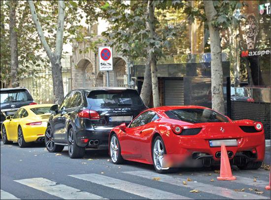 اخذ مالیات از خودروهای لوکس در سال آینده