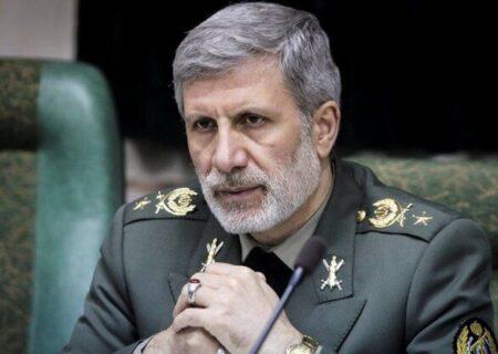 وزیر دفاع: انتقام سردار سلیمانی گرفته خواهد شد