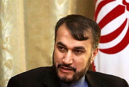 نظر امیرعبداللهیان درباره حضور رژیم صهیونیستی در خاک آذربایجان