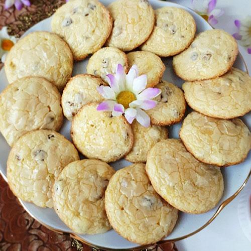 طرز تهیهی شیرینی خشک،مناسب عید نوروز