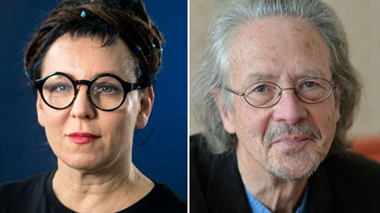اولگا توکارچوک و پیتر هاندکه؛ برندگان نوبل ادبیات ۲۰۱۹