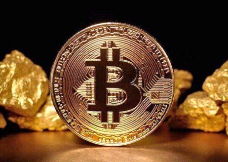 طلا ۱۰۰ دلار افتاد، بیت کوین ۱۰ هزار دلار پرید