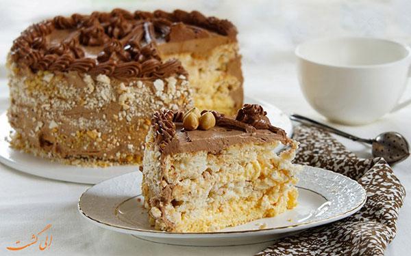 طرز تهیهی معروفترین شیرینیهای روسیه