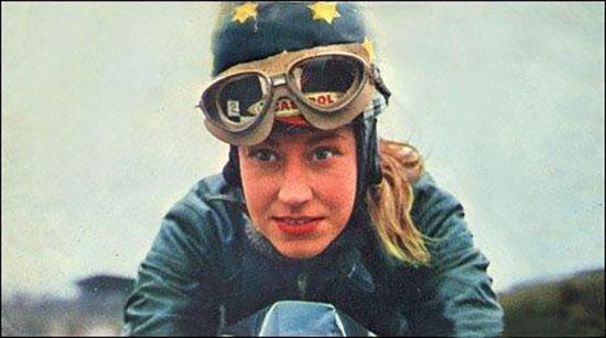 بهترین موتورسواران زن جهان چه کسانی هستند؟