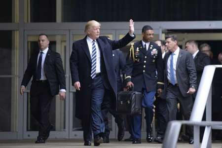 ترامپ «کیف هستهای» را به بایدن نمی دهد!