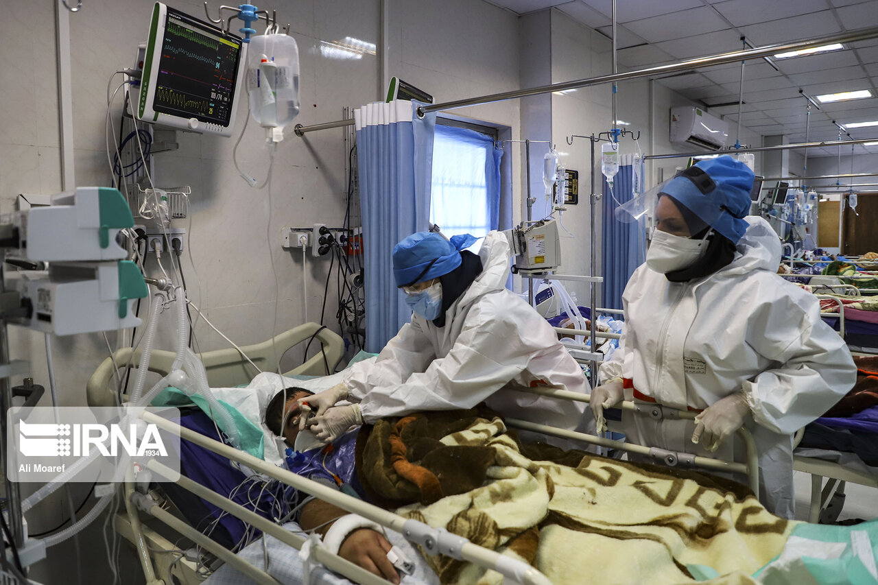 نیمی از بیماران کرونایی آمل از روستاها هستند