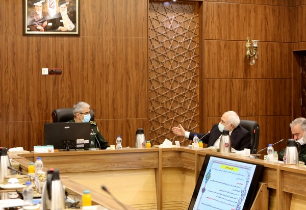 جلسه شورای سیاستگذاری همایش بینالمللی مطالبات حقوقی بینالمللی دفاع مقدس برگزار شد