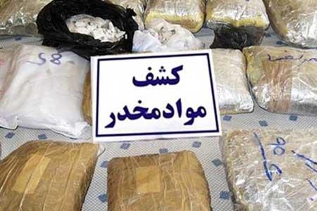 جلوگیری از ورود ۹۰۰ تن مواد مخدر به بازار مصرف