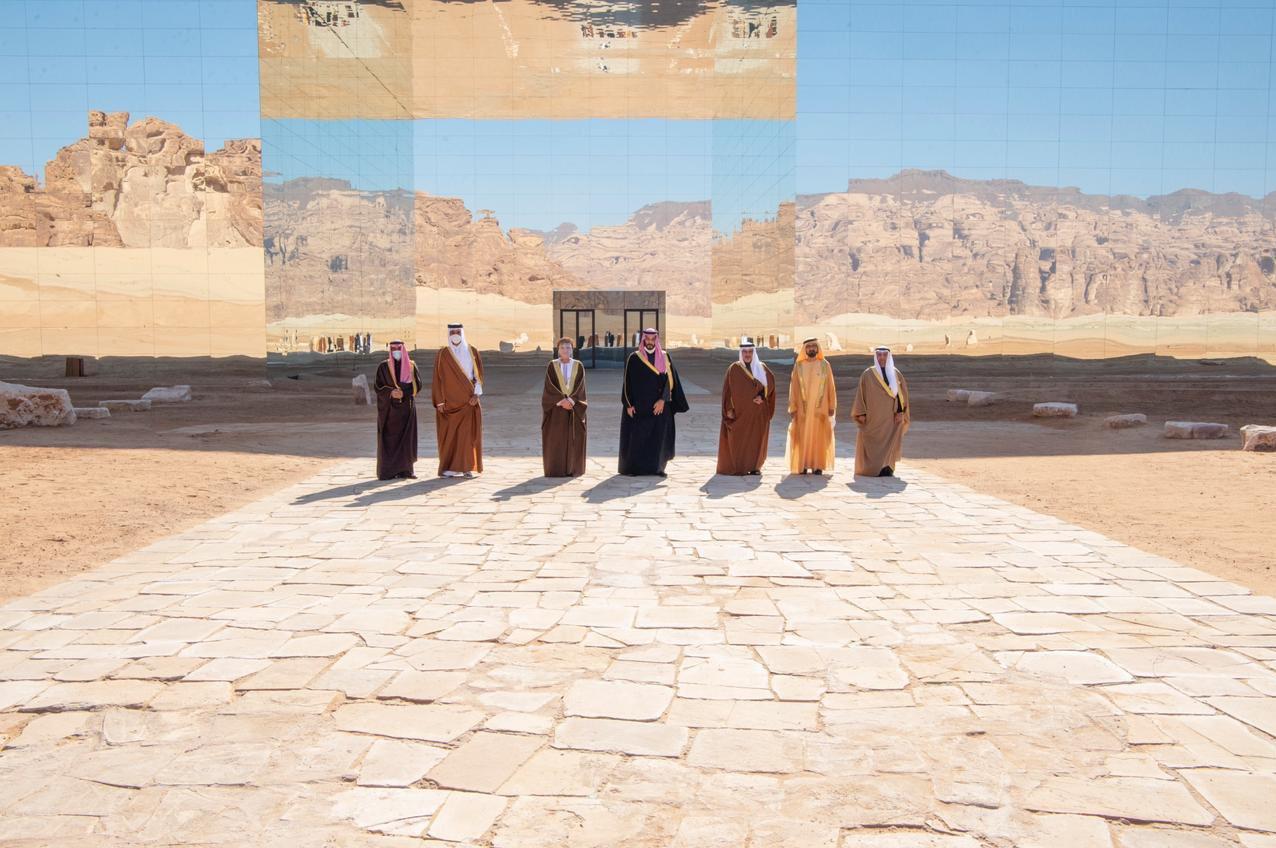 حاشیههای اجلاس شورای همکاری خلیج فارس+ تصاویر