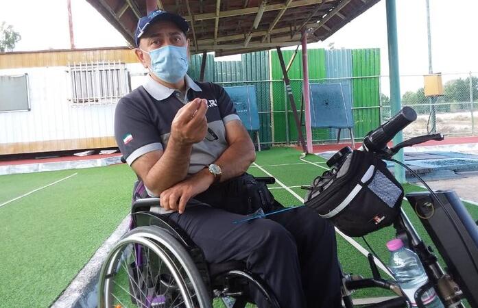 خبرگزاری فارس – مردی که در ورزش راه میسازد تا دیگران قهرمان شوند/ خودم ویلچرم را ساختم