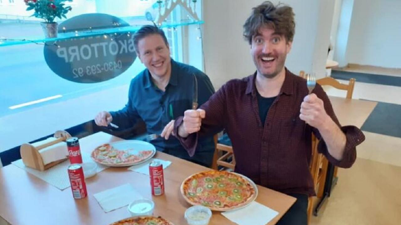 درخواست طلاق به خاطر پیتزای کیوی!