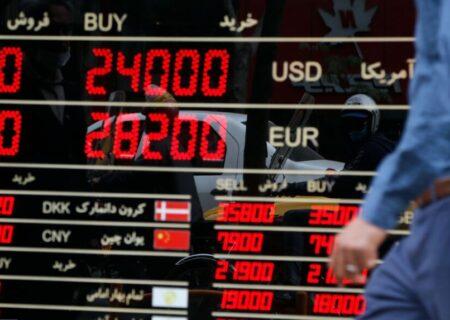 جبهه فروش در بازار دلار + نمودار