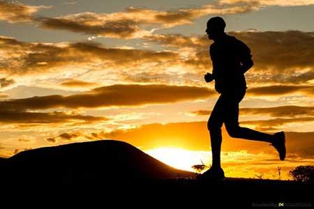 دویدن ما را شاد میکند