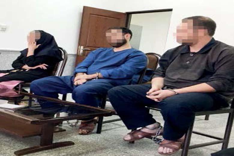 قتل پیرمرد تنها در تهران